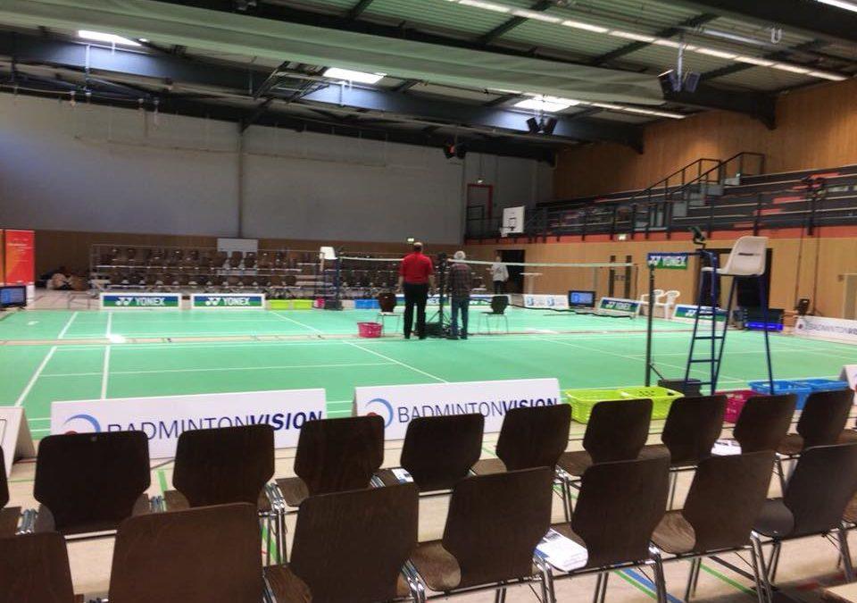 Erfolgreicher Schwinder Badminton Schiedsrichter!!!