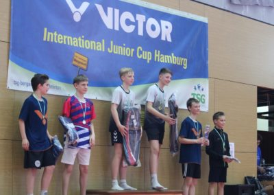 Victor International Junior Cup 2019-2