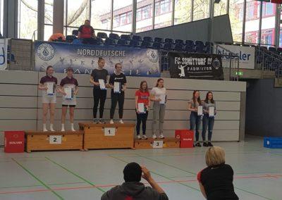 2. NDRLT Doppel U19 2019