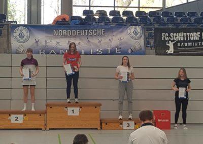 2. NDRLT Einzel U19 2019