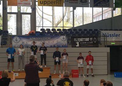 2. NDRLT Mixed U19 2019